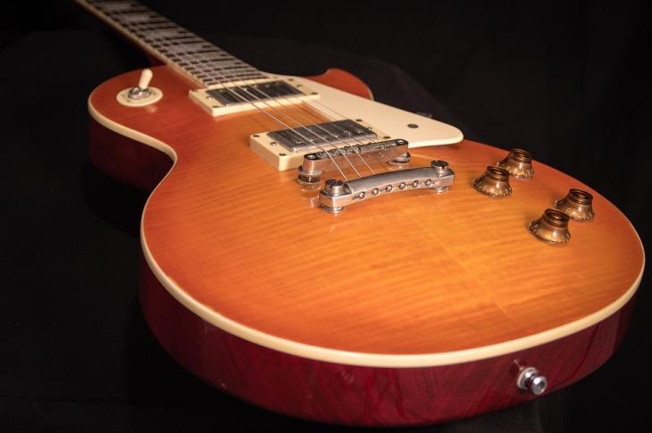 Guitar Brown Electric Guitar Epiphone Les Paul