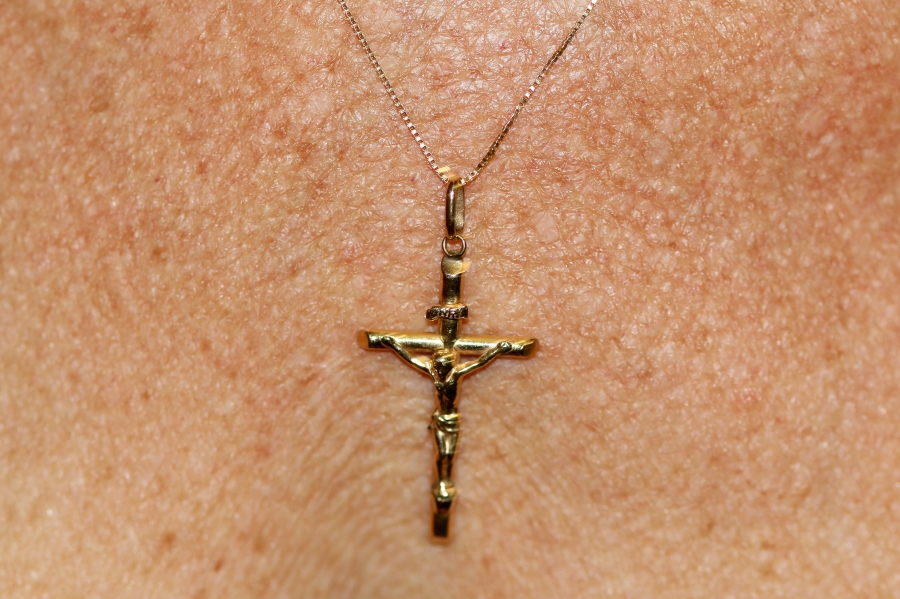 A Cross to Wear