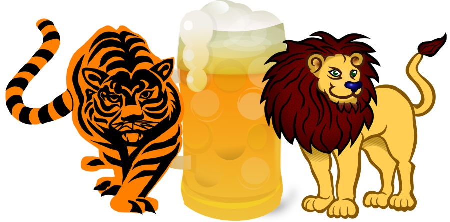 Lions & Tigers & Beers, Oh My!