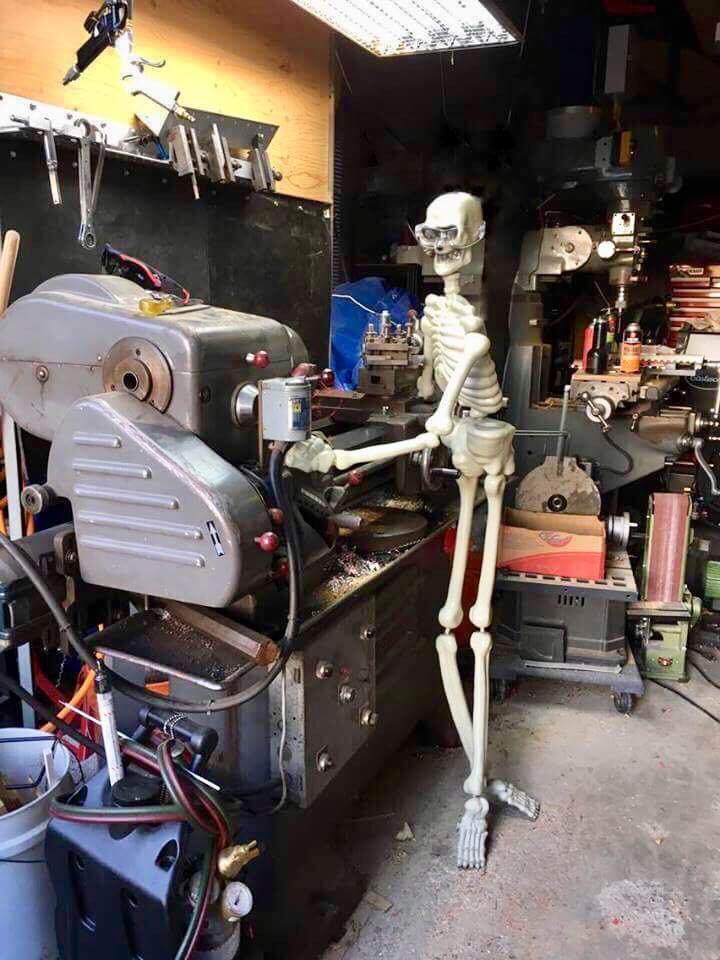 Mr. Bones Garage