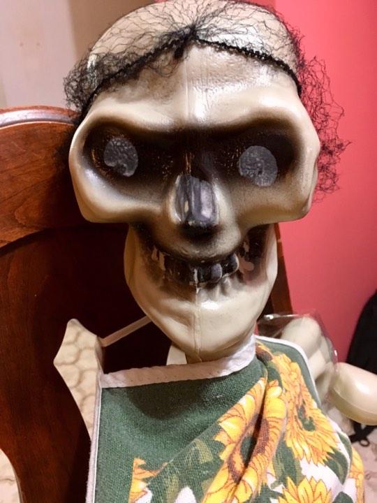 Mr. Bones Hairnet