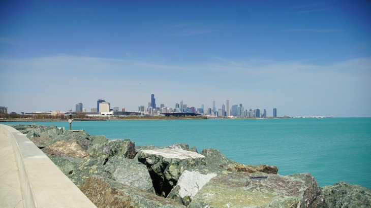 Chicago skyline Image by David Z from Pixabay